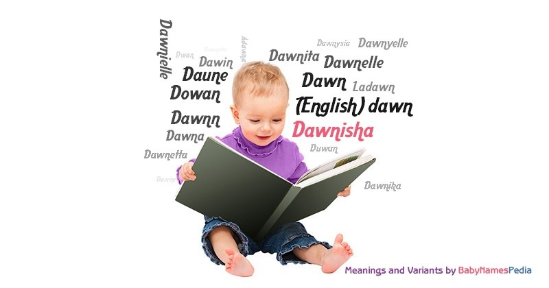 Meaning of the name Dawnisha