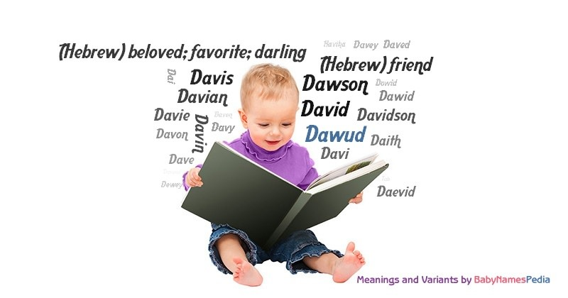 Meaning of the name Dawud