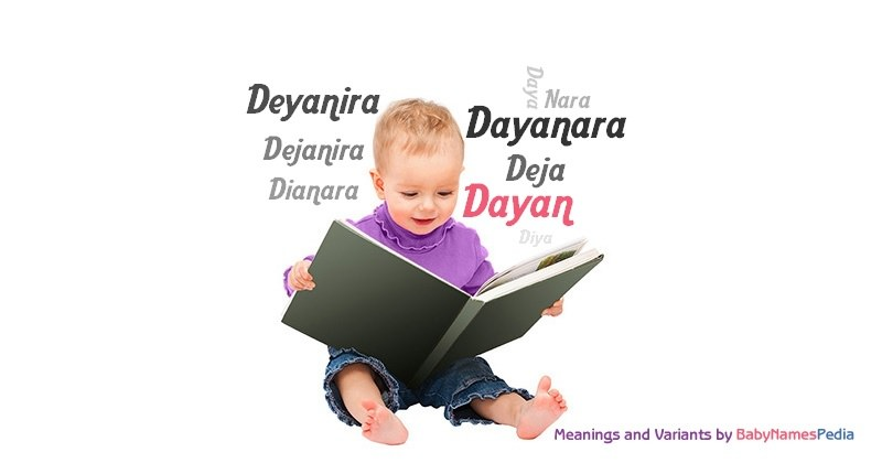 Meaning of the name Dayan