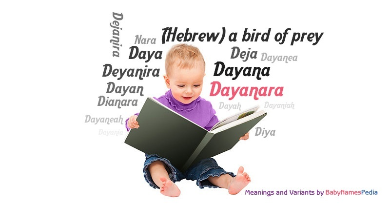 Meaning of the name Dayanara