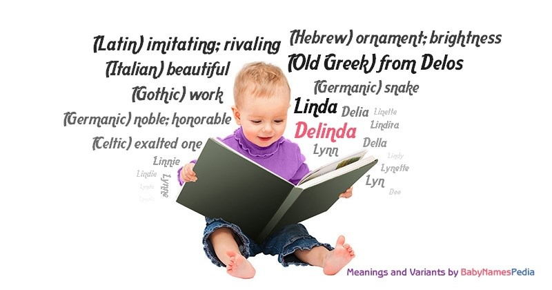 Meaning of the name Delinda
