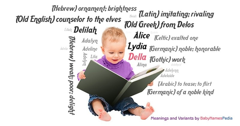 Meaning of the name Della