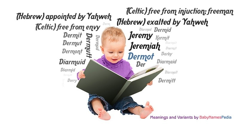 Meaning of the name Dermot