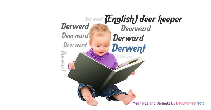 Meaning of the name Derwent