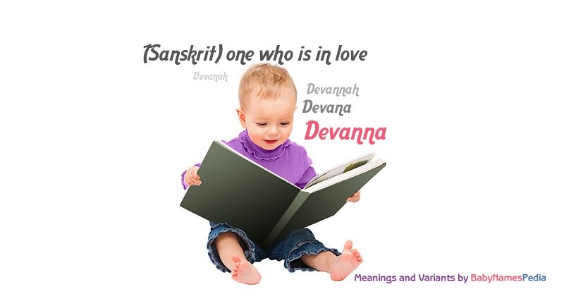 Meaning of the name Devanna