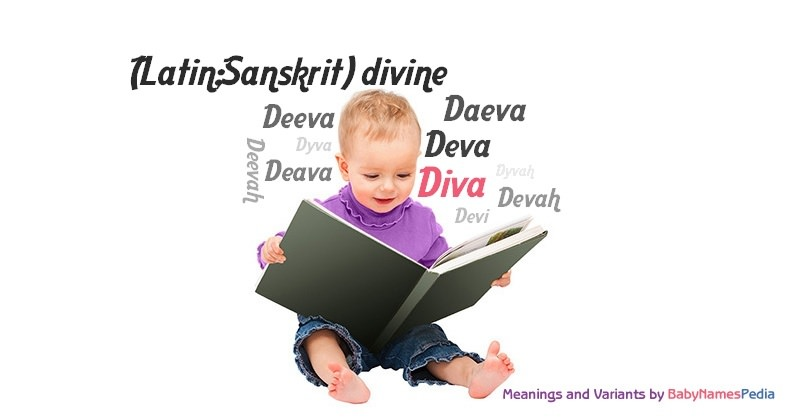 Meaning of the name Diva