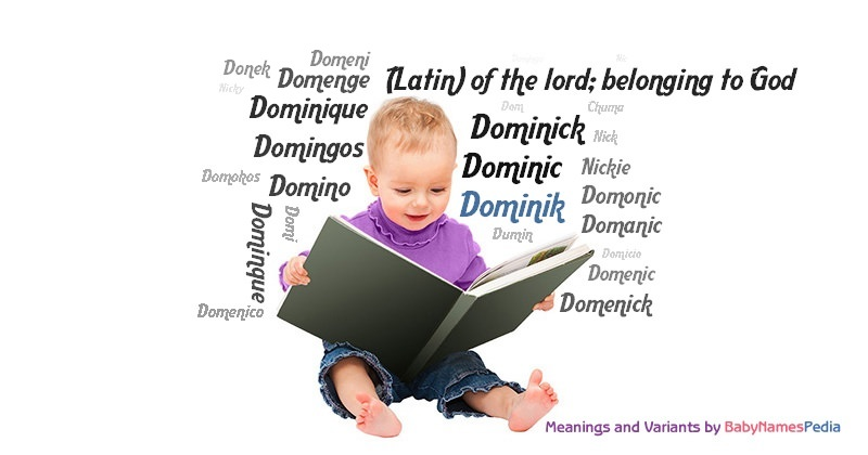 Meaning of the name Dominik