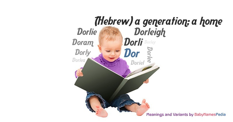 Meaning of the name Dor