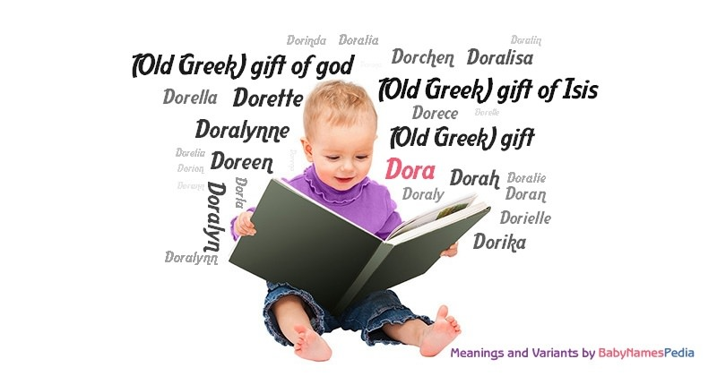 Meaning of the name Dora