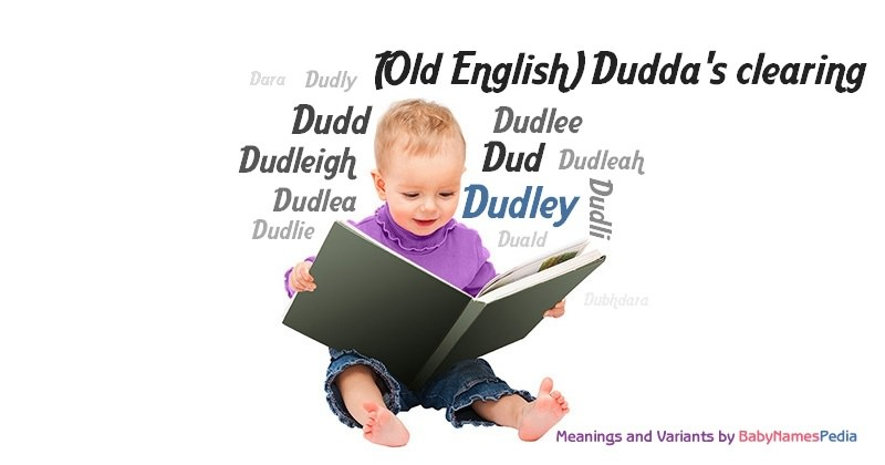 Meaning of the name Dudley