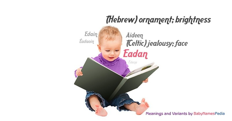 Meaning of the name Eadan