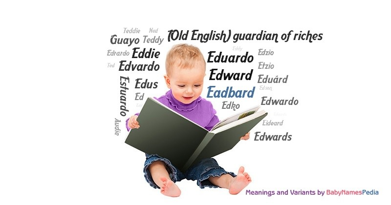 Meaning of the name Eadbard