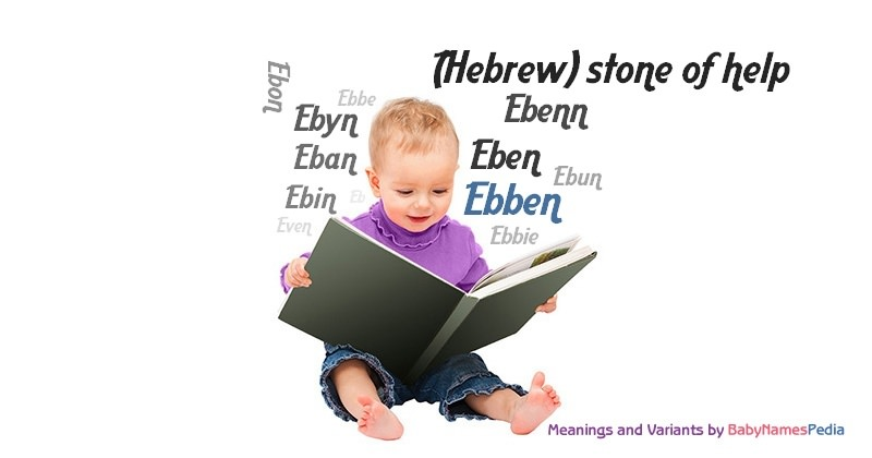 Meaning of the name Ebben