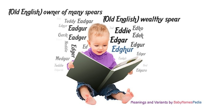 Meaning of the name Edghur