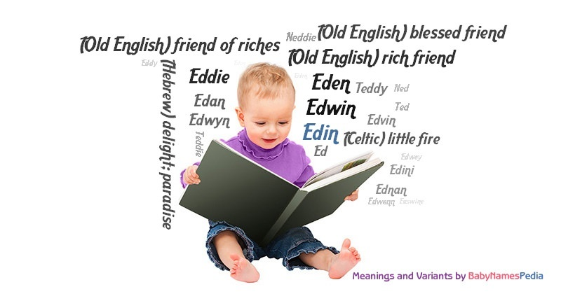 Meaning of the name Edin