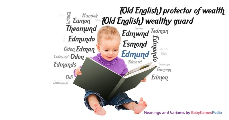 Meaning of the name Edmund