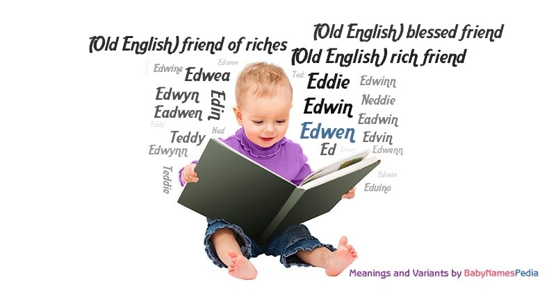 Meaning of the name Edwen