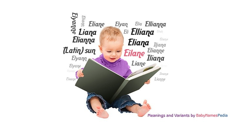 Meaning of the name Eilane