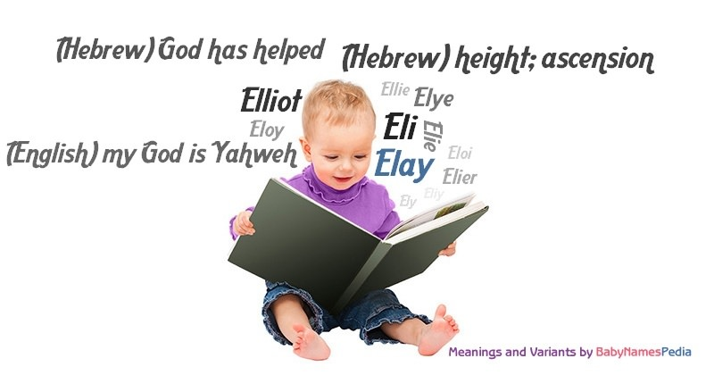 Meaning of the name Elay