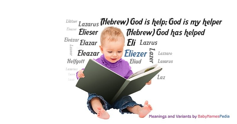 Meaning of the name Eliezer