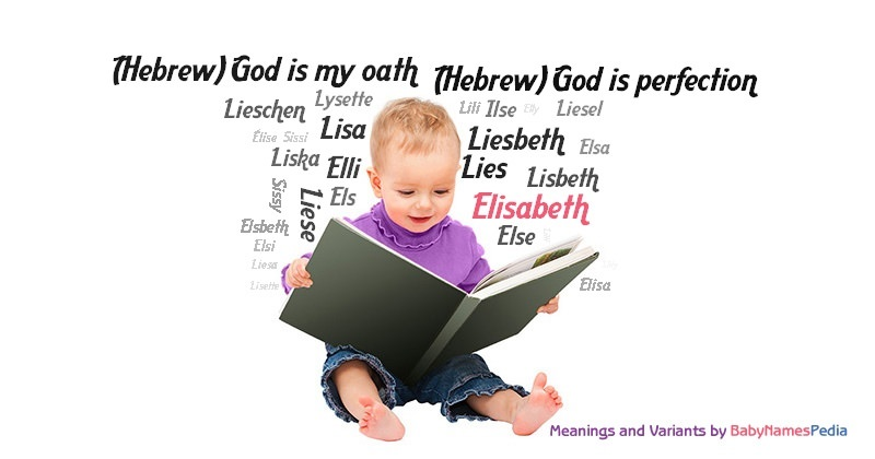 Meaning of the name Elisabeth