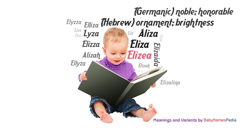 Meaning of the name Elizea