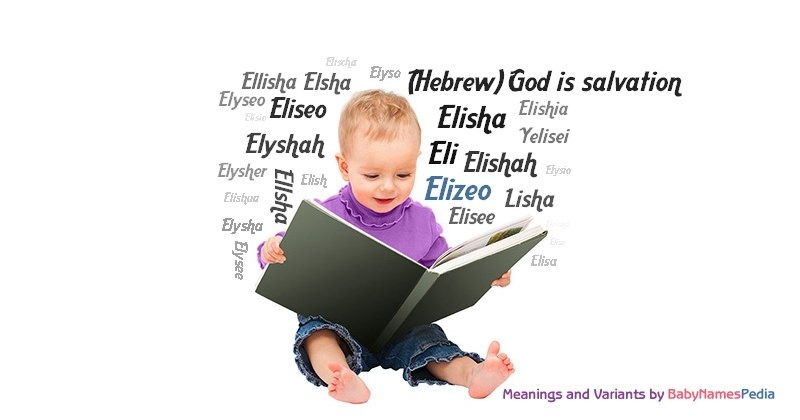 Meaning of the name Elizeo