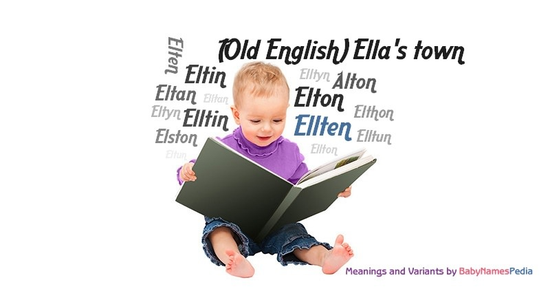 Meaning of the name Ellten