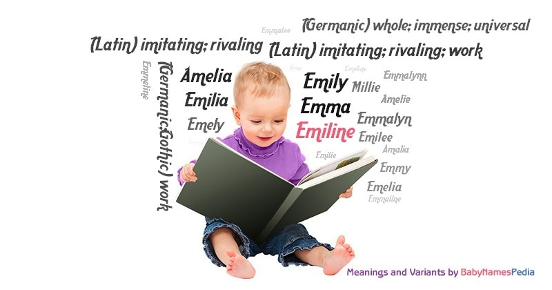 Meaning of the name Emiline