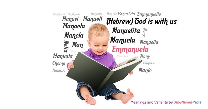 Meaning of the name Emmanuela