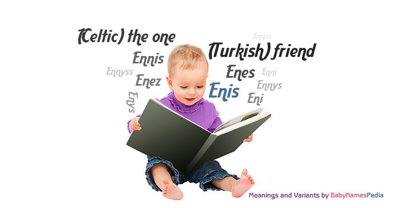 Meaning of the name Enis