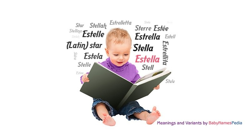 Meaning of the name Estella