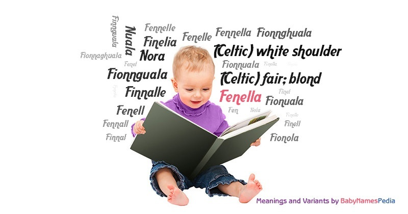 Meaning of the name Fenella