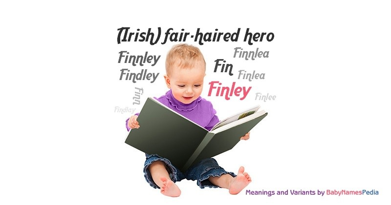 Meaning of the name Finley
