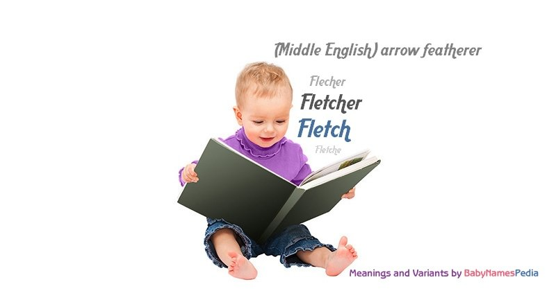 Meaning of the name Fletch