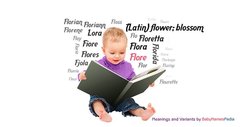 flore meaning of flore what does flore mean