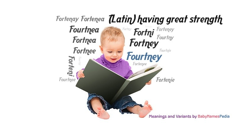 Meaning of the name Fourtney