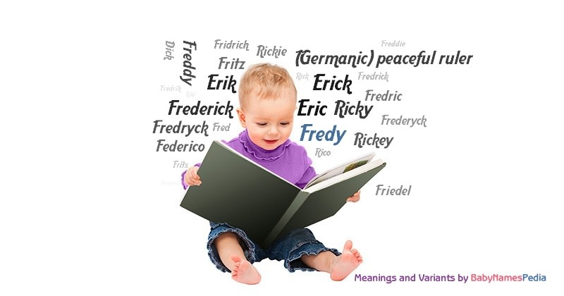 Meaning of the name Fredy