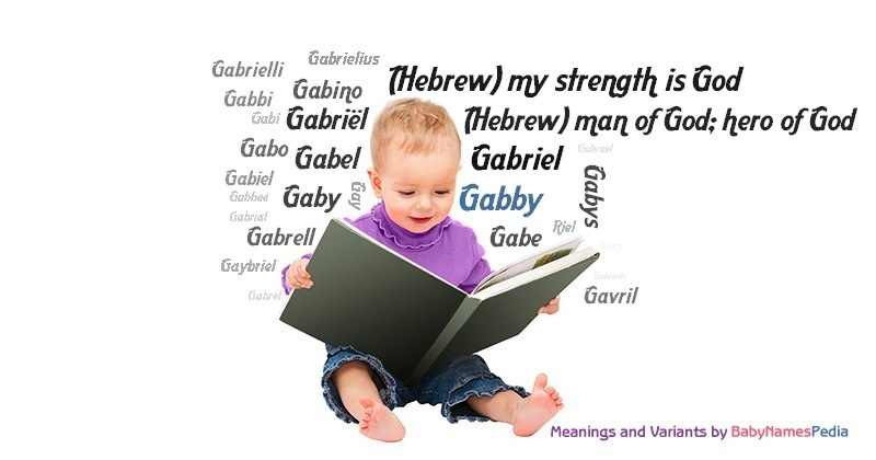 gabby meaning of gabby what does gabby mean