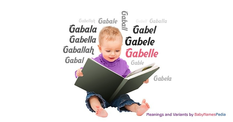 Meaning of the name Gabelle