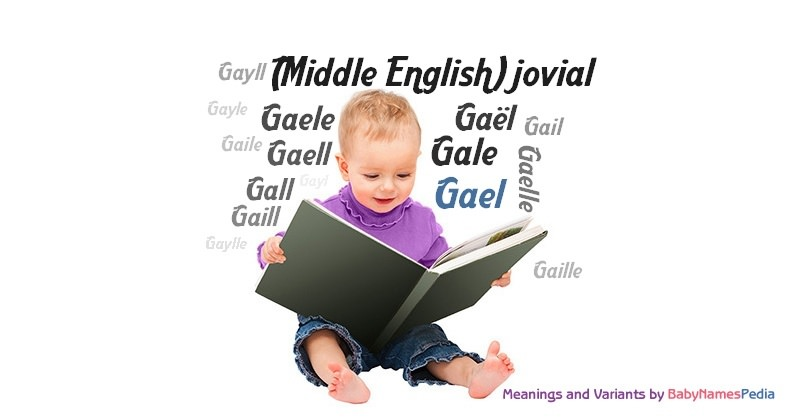 Meaning of the name Gael