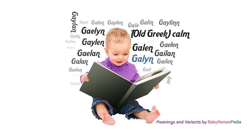 Meaning of the name Galyn