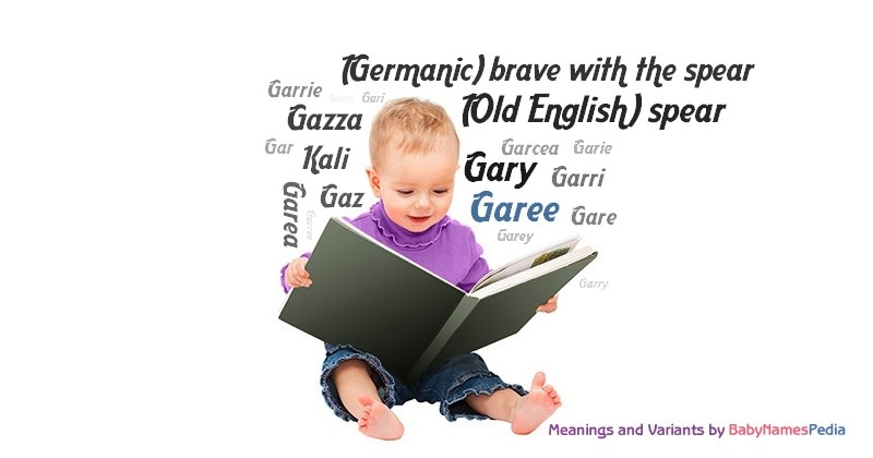 Meaning of the name Garee