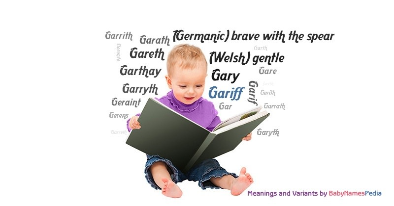 Meaning of the name Gariff