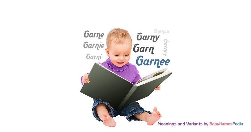 Meaning of the name Garnee