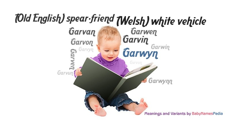Meaning of the name Garwyn