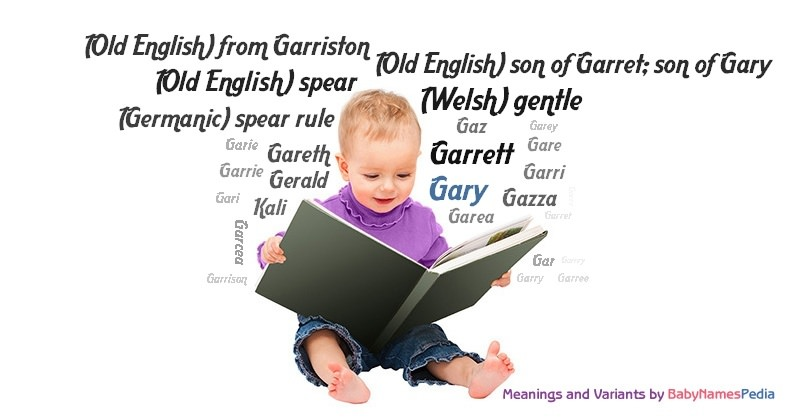 Meaning of the name Gary