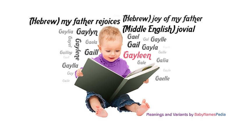 Meaning of the name Gayleen