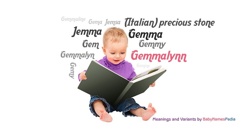 Meaning of the name Gemmalynn