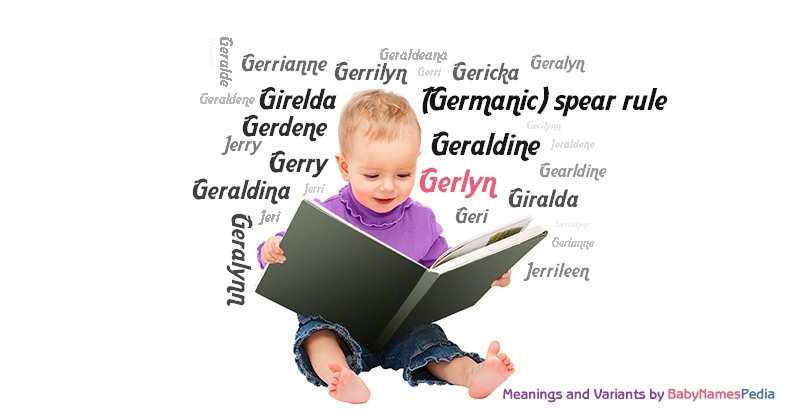 Meaning of the name Gerlyn